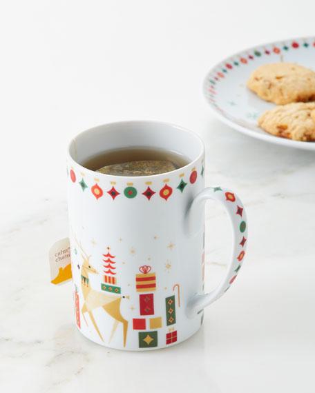 Neiman Marcus by Vista Alegre NM Crazy Good Gifts Mug
