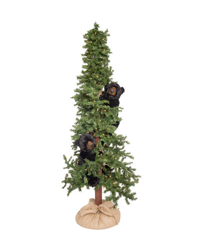 Alpine Bear Frolic Tree  72