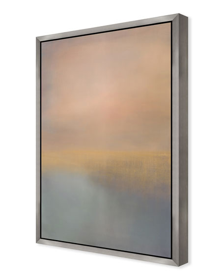 Adrift Giclee On Canvas Wall Art With Frame