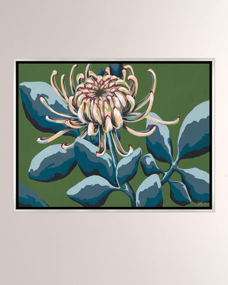 Color Of Summer I Giclee On Canvas Wall Art With Frame