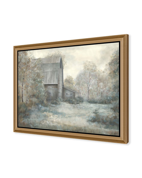 Honoring Heritage Giclee On Canvas Wall Art With Frame