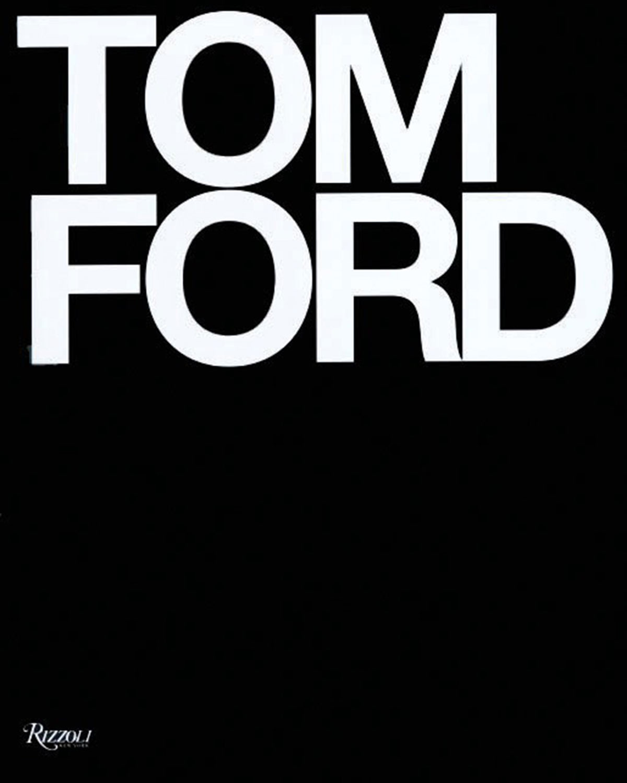 "Penguin Random House ""Tom Ford"" Hardcover Book by Tom Ford & Bridget Foley"