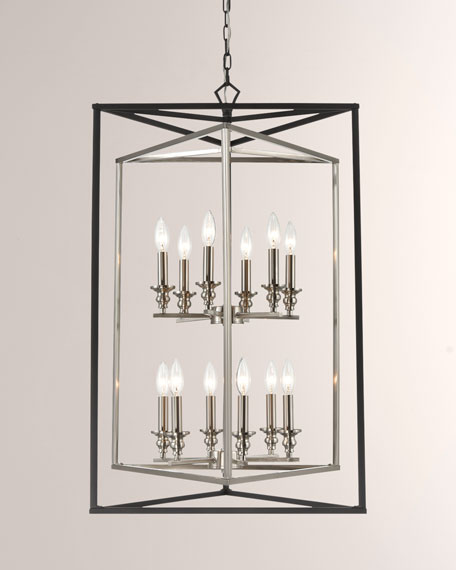 Sterling Industries Salinger 12-Light Pendant
