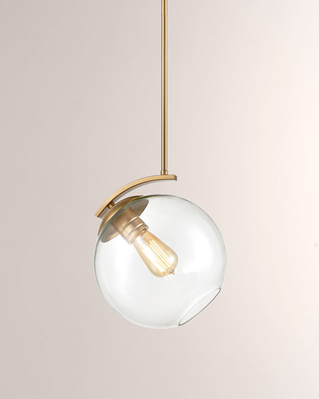 Sterling Industries Collective 1-Light Mini Pendant