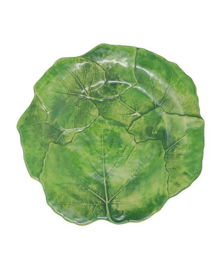 Vietri Foglia Stone Salad Plate