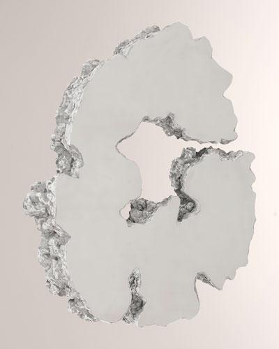 Lava Slice Small Wall Art