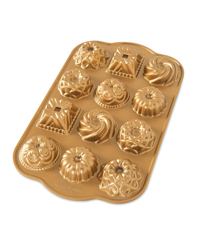 Mini Bundt Cakes Charms Pan