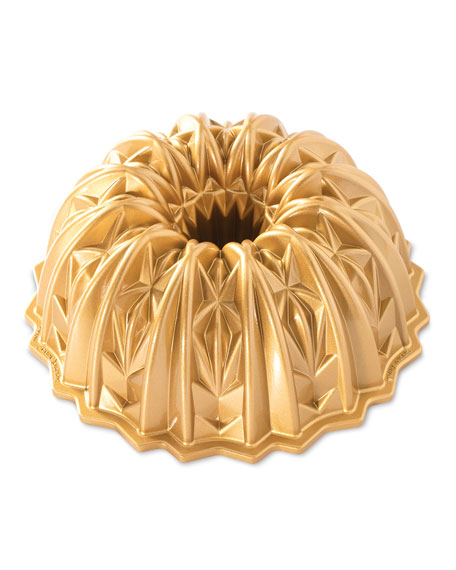 Nordic Ware Cut Crystal Bundt Pan