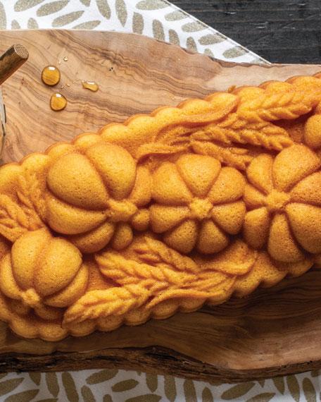 Nordic Ware Wheat & Pumpkin Loaf Pan
