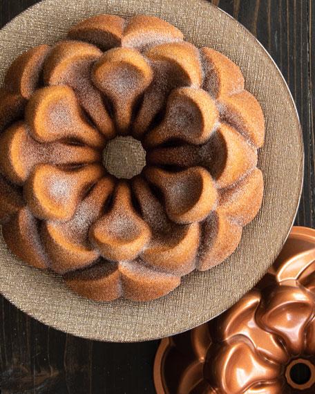Nordic Ware Magnolia Bundt Pan