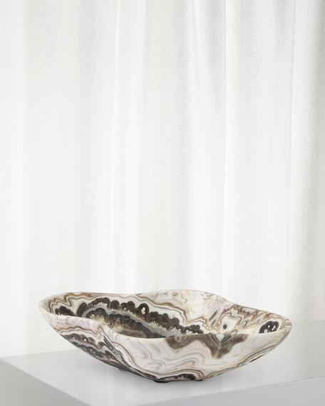 Palecek Sonora Small Onyx Bowl