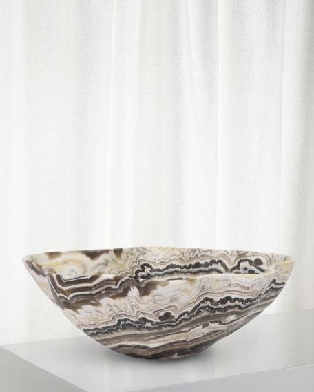 Palecek Sonora Medium Onyx Bowl