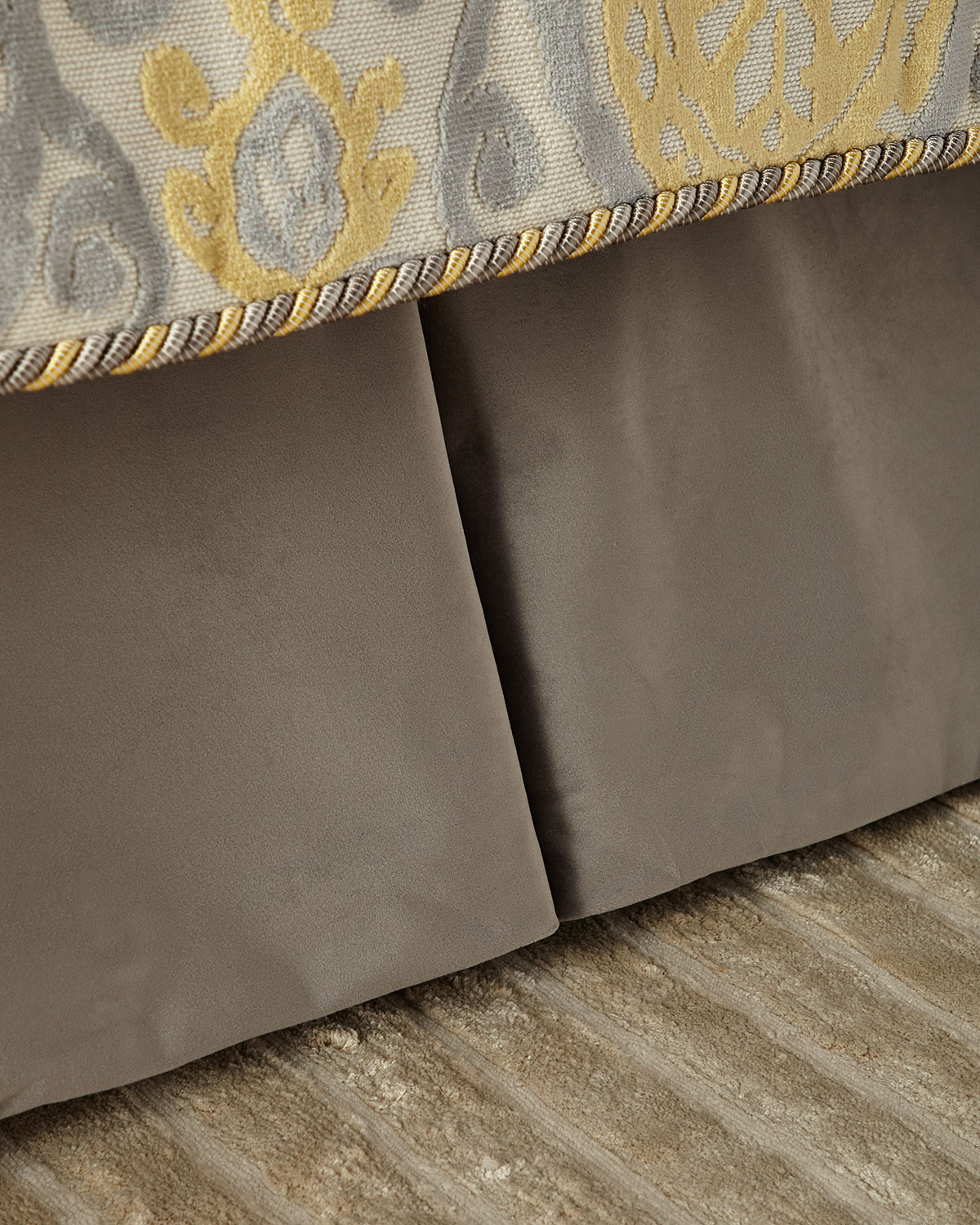 Austin Horn Collection Lanai Tailored King Bed Skirt