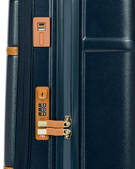 """Bric's Bellagio 21"""" Carryon Spinner Luggage"""