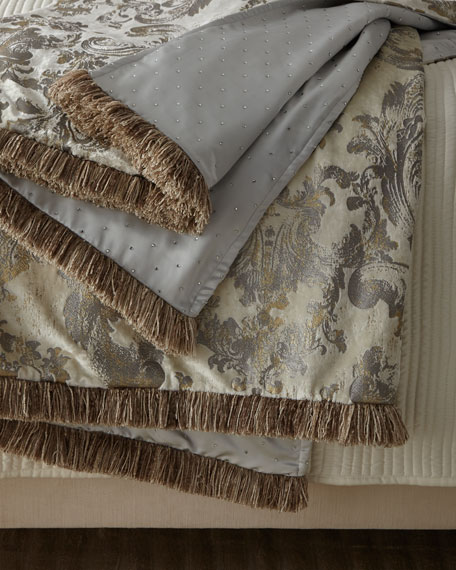 """Isabella Collection Lyla Throw, 50"""" x 70"""""""