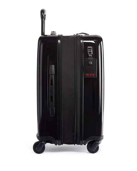 Image 4 of 5: TUMI International Expandable 4-Wheel Carry-On Luggage
