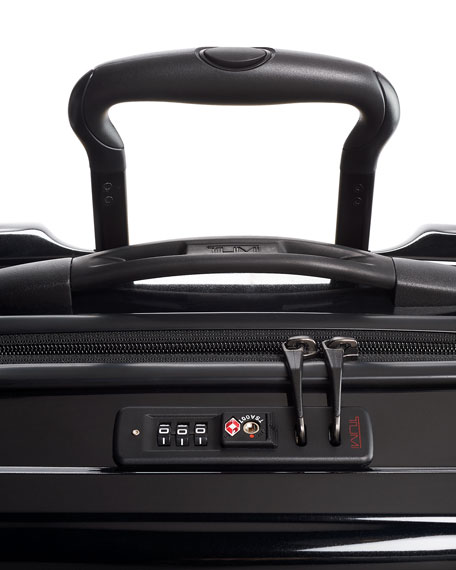 Image 5 of 5: TUMI International Expandable 4-Wheel Carry-On Luggage