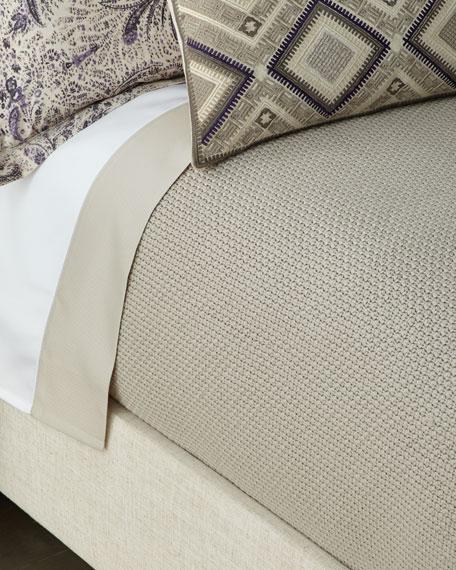 Ralph Lauren Home Ariel Full/Queen Bed Blanket
