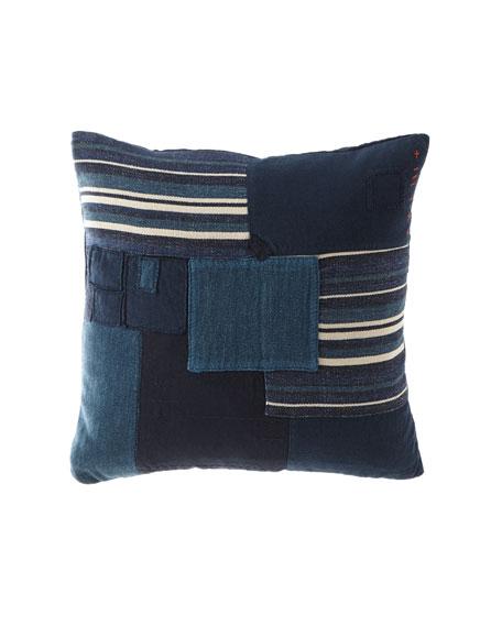 Ralph Lauren Home Stover Decorative Pillow, 20x20