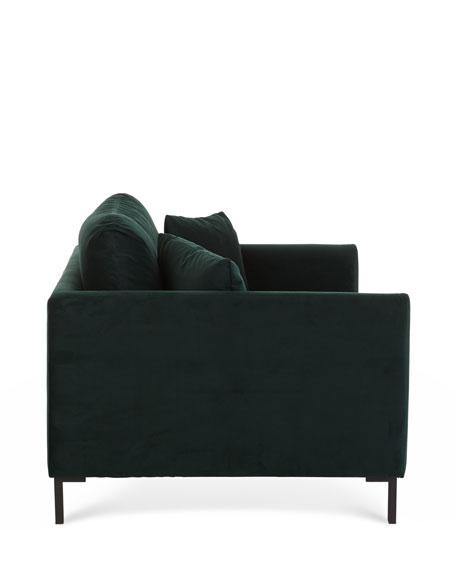 Dayton Velvet Chair
