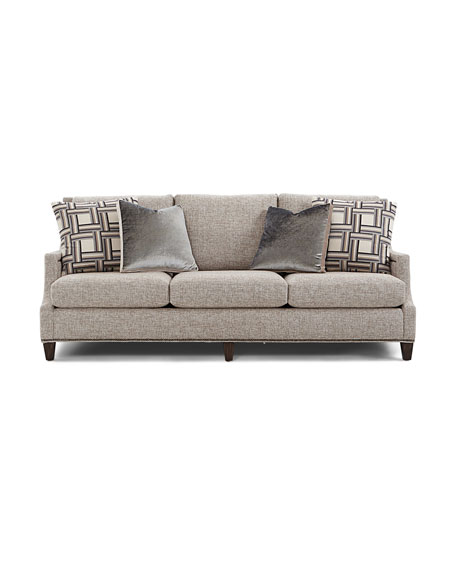 Image 3 of 4: Massoud Creighton Sofa, 90""