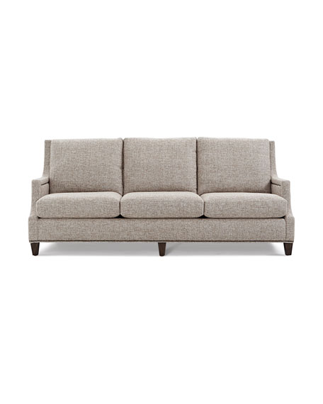 Image 4 of 4: Massoud Creighton Sofa, 90""