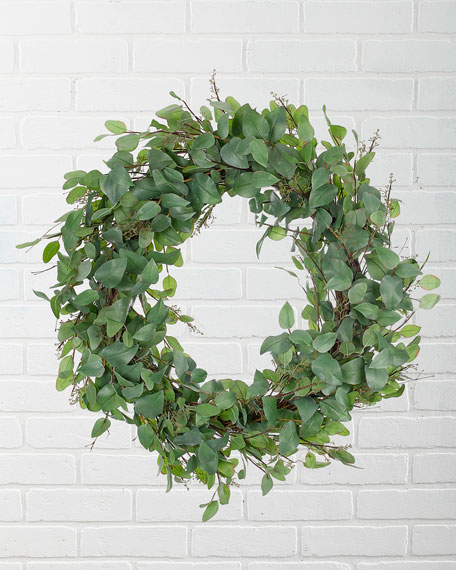 NDI Eucalyptus Wreath