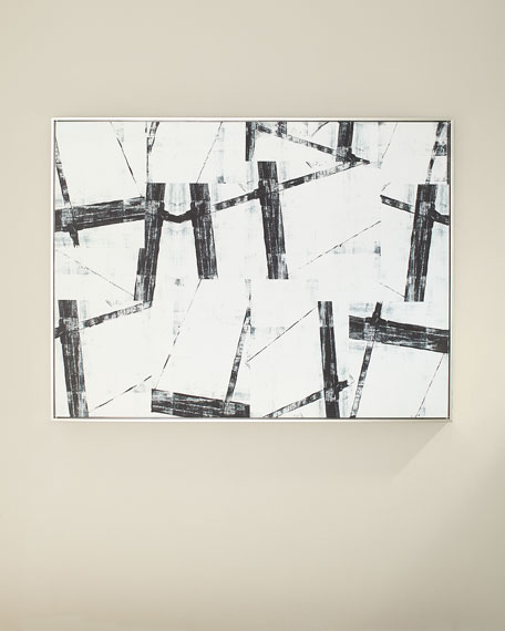 "Image 1 of 2: Benson-Cobb Studios ""In Pieces"" Canvas Giclee by Carol Benson-Cobb"