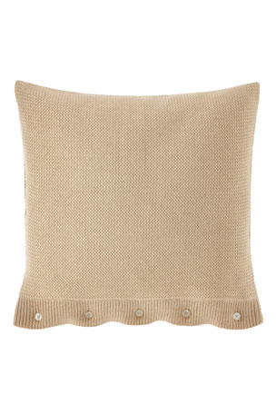"""Ralph Lauren Home Watterson Decorative Pillow, 20""""Sq."""