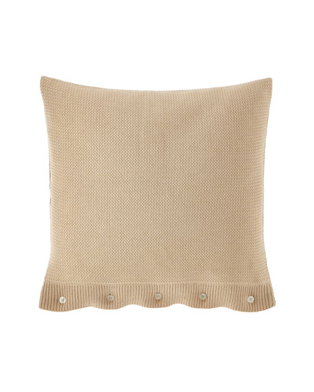 "Ralph Lauren Home Watterson Decorative Pillow, 20""Sq."
