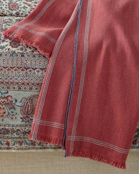 Ralph Lauren Home Camellia Throw Blanket