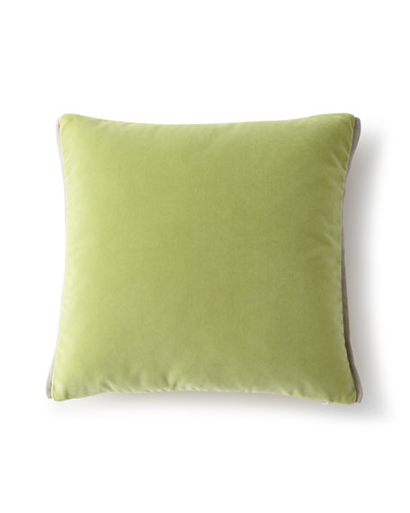 Designers Guild Le Poeme de Fleur Midnight Pillow