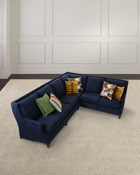 Massoud Kniles Right Side Sofa Sectional