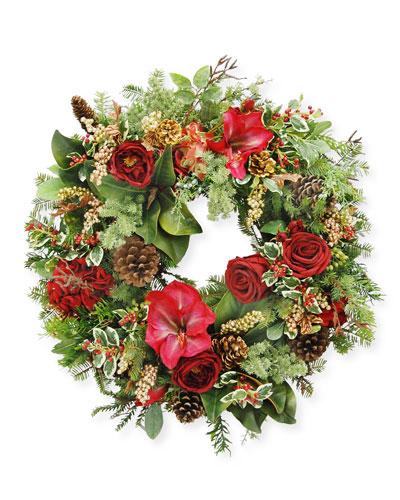 26 Mix Wreath