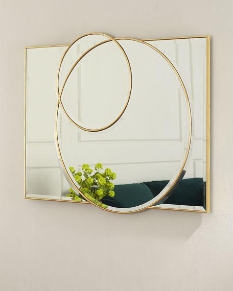 John-Richard Collection Eclipse Mirror