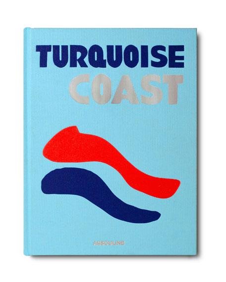 """Assouline Publishing """"Turquoise Coast"""" Book"""