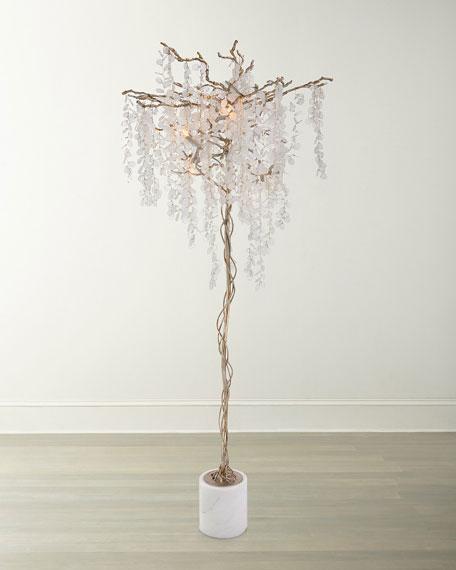 John-Richard Collection Shiro Noda Illuminated Floor Lamp