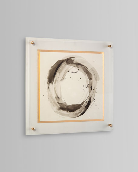 "John-Richard Collection ""The Mud Ring I"" Print"