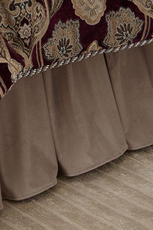 Austin Horn Collection Velvet King Dust Skirt