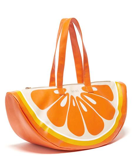 Ban.do Super Chill Orange Cooler Bag