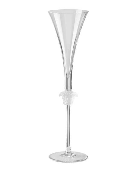 Versace Medusa Lumiere Champagne Flute