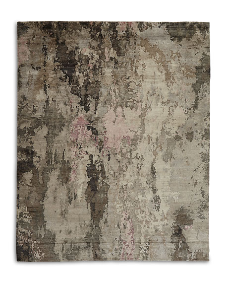 Yvonne Hand-Knotted Rug, 8' x 10'