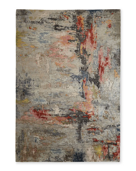 Annabelle Hand-Knotted Rug, 8' x 10'