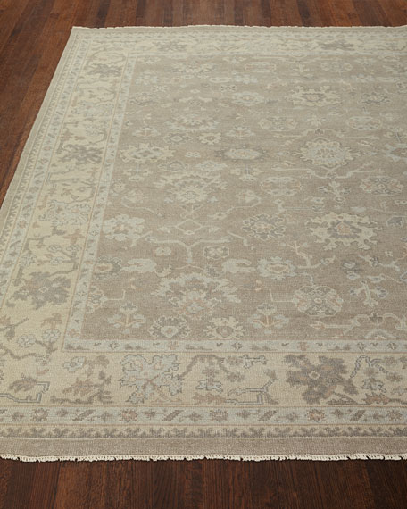 Sonora Hand-Knotted Rug, 6' x 9'