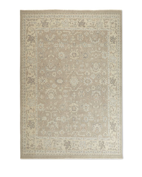Sonora Hand-Knotted Rug, 9' x 12'