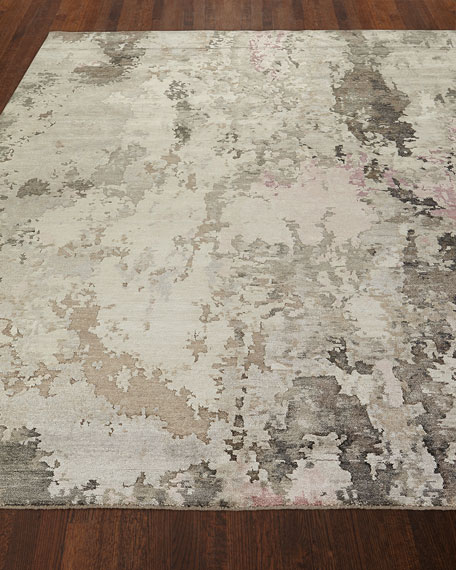 Yvonne Hand-Knotted Rug, 9' x 12'