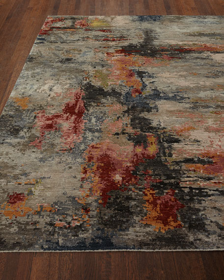 Annabelle Hand-Knotted Rug, 9' x 12'