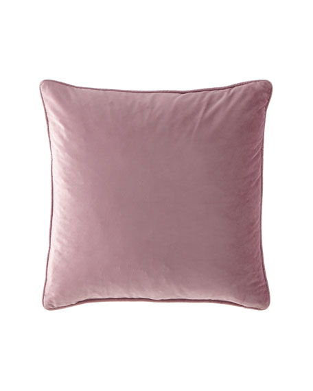"Sherry Kline Home Tatiana Velvet Pillow, 20""Sq."