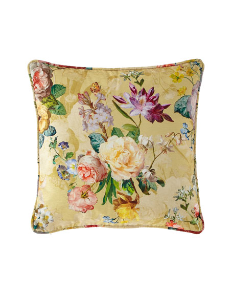 "Sherry Kline Home Tatiana Decorative Pillow, 20""Sq."