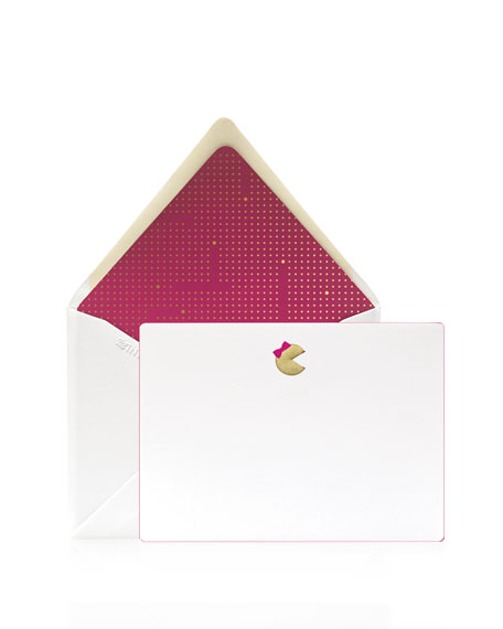 Bell'INVITO Queen P Stationery Set, Box of 12